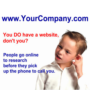 Click the photo to visit our sister site for website design.